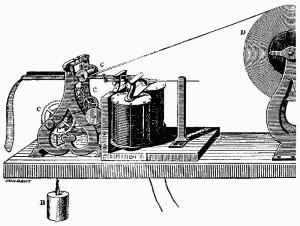 Вторая версия телеграфа Морзе