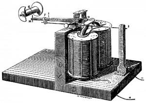 Магнитоэлектрический блок
