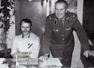 Александр Пашков UA9OA sk и RW9OA в рабио клубе на Планировочной-5