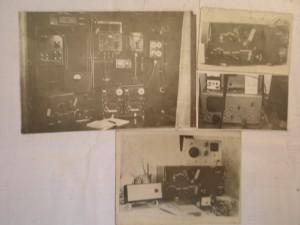 Родное радио железо с судовой станции и прочее, прирученное –домашнее; 1971-73 гг.